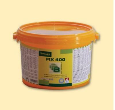 BRALEP FIX 400 disperzní lepidlo, 3 kg