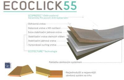 Ecoclick55 - 023, Mountain Oak Grey - 3